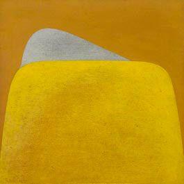 Tomie Ohtake - oil on cavas, untitled