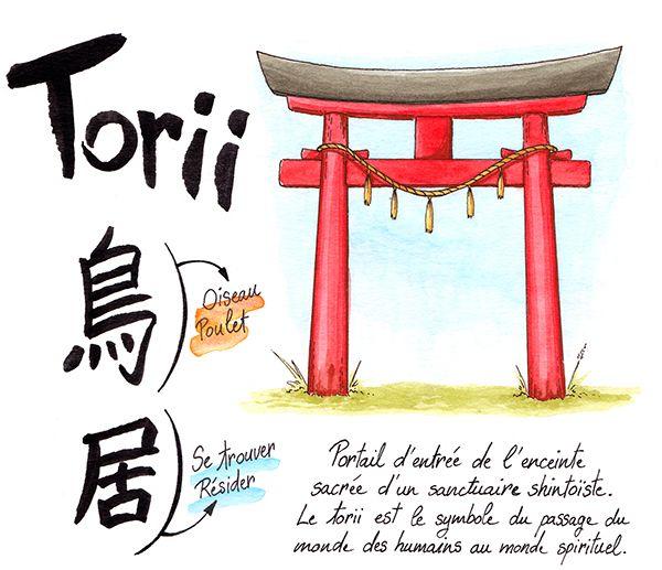 Maintenant vous devriez être incollable sur les Torii japonais. • Tout d'abord je...