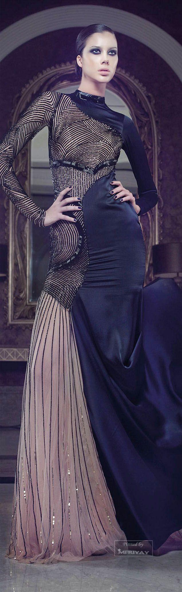"Charbel Karam ""Midnight lust"", 2015 collection."