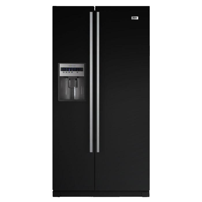 HAIER HRF664ISB2B Réfrigérateur américain pas cher prix promo Réfrigérateur Americain Cdiscount 599.99 € TTC au lieu de 999 €