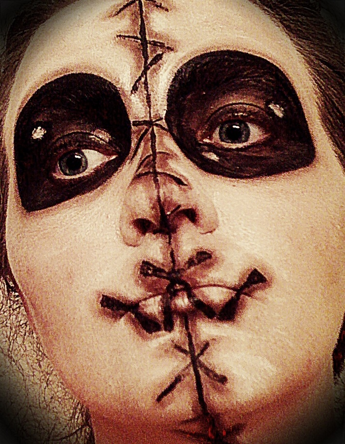 The 25+ best ideas about Voodoo Doll Makeup on Pinterest ...