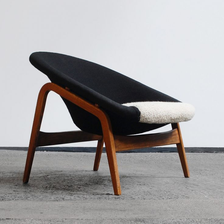 Columbus lounge chair by Hartmut Lohmeyer for Ljungs Industrier BV, 1950s