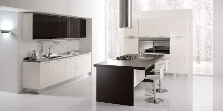 The kitchen Valencia Spar, modern and classical flavor, offers work spaces where it is pleasant to be together. Spar gives comfort, functionality and elegance in a range of styles and compositions of the broadest on the market. http://spar.it/ita/Catalogo/Cucine/Cucine-moderne/VALENCIA/Proposta-VAL-26-cd-716.aspx