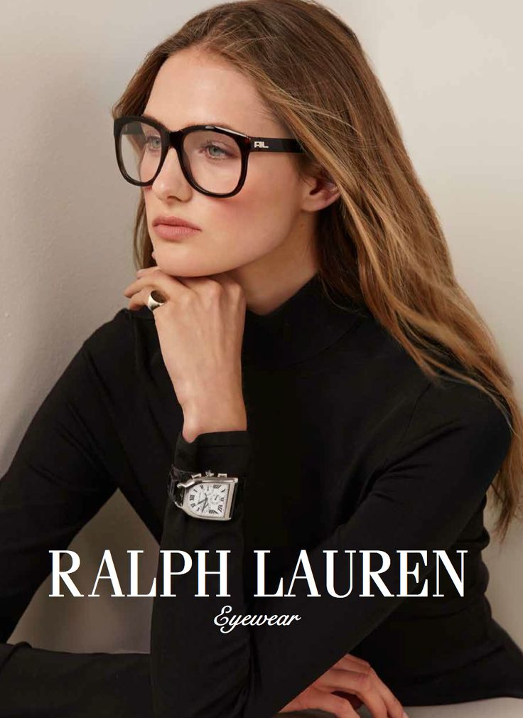 Ricky RL Eyewear: Inspired by Ralph Lauren's muse and wife, Ricky Lauren, this eyewear  is an expression of modern elegance