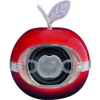 Looking at 'Musibytes AppleBytes 2 Speaker - Red' on SHOP.CA