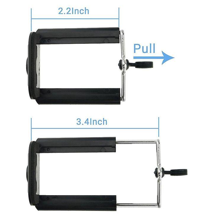 ONX3 (Tripod Phone Holder) Samsung Galaxy S6 edge / Galaxy S6 edge (CDMA) Adjustable Mini 360 Rotatable Tripod Stand with Phone Clip Holder | Fruugo