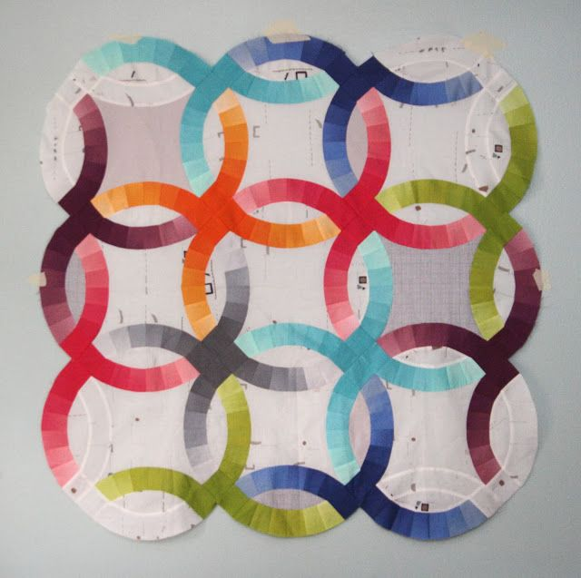 321 Best Curved Circle Quilts Images On Pinterest Circle Quilts