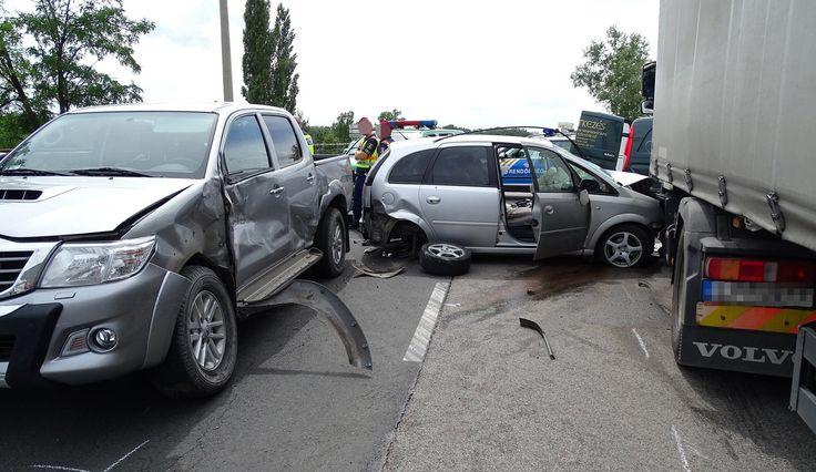 Kecskemét Online - Halálos baleset Kecskemét határában, az 52-es úton