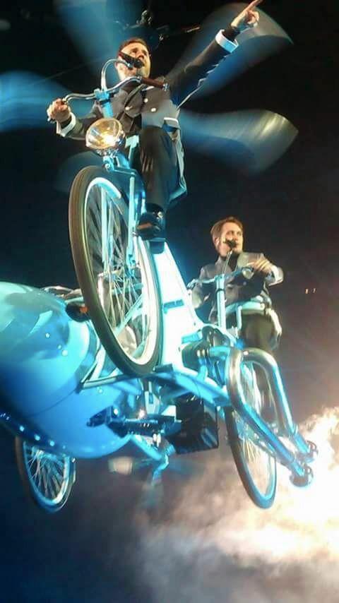 Take That - III Tour Glasgow 27 april 2015