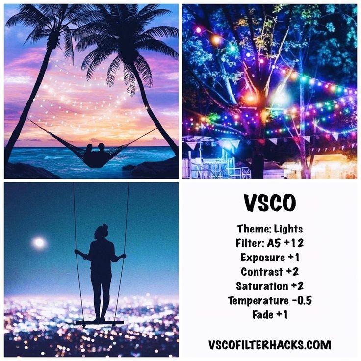 Best VSCO Filters for Instagram Feed | VSCO Filter Hacks
