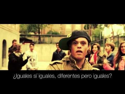 "▶ Videoclip ""Iguales"" (Proyecto #InclusoYo de FEAPS) - YouTube"