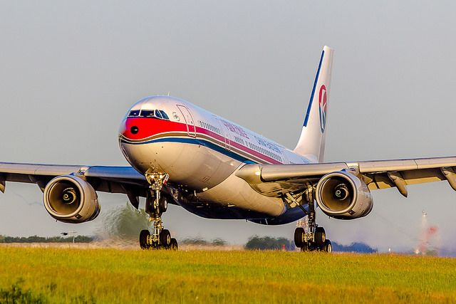 Airbus A330-243 China Eastern Airlines B-5937 (CDG) | Flickr