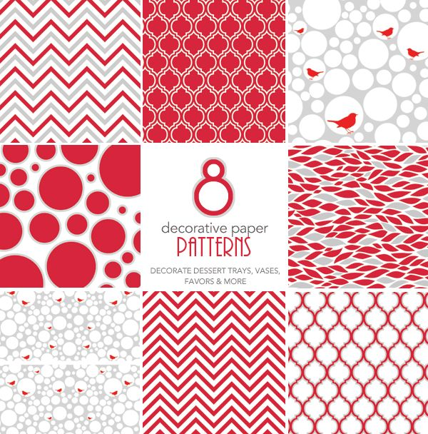 FREE Printable Holiday Paper