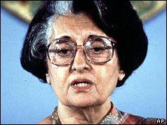 31 October, 1984 ♦ Indian prime minister shot dead