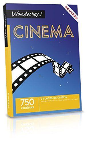 WONDERBOX – Coffret cadeau – CINEMA: Le 7ème art n'attend que vous ! Découvrez les dernières sorties cinéma de la semaine comme les plus…