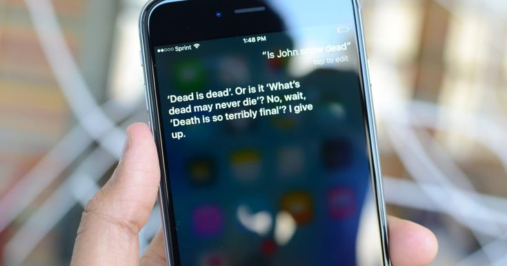 If you're looking for a good laugh, here are 39 questions to ask Siri