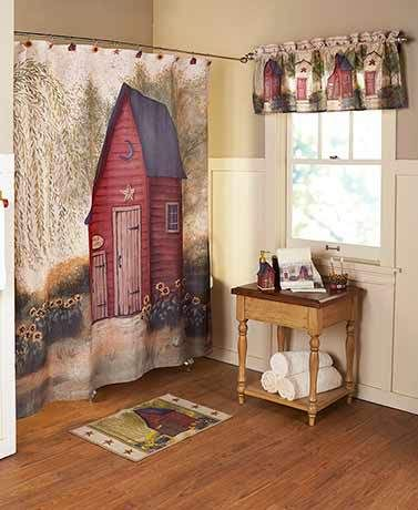 How To Decorate Farmhouse Style On A Budget Farm Decor Pinterest Bathroom Bedroom And Outhouse