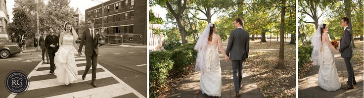 Josephine Butler Parks Center Wedding Photography