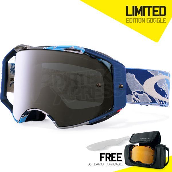 edd867faf4e03 Oakley Special Edition Goggles. NWOT Oakley GASCAN London Police Sunglasses  Limited Edition Model No. 12-785