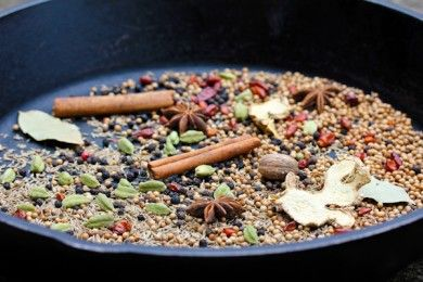 Специи Гарам масала