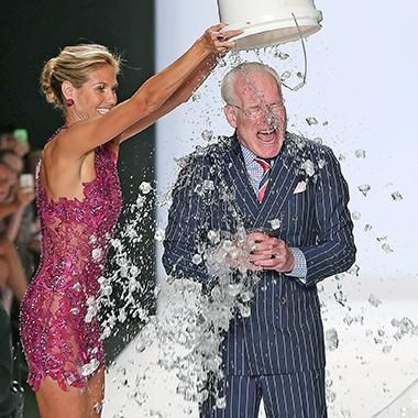 Hot: The Ice Bucket Challenge helped fund the discovery of a new ALS gene