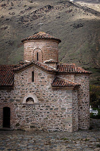 St. Germanos Church, Agios Germanos, Prespes Photo from Agios Germanos in Florina | Greece.com