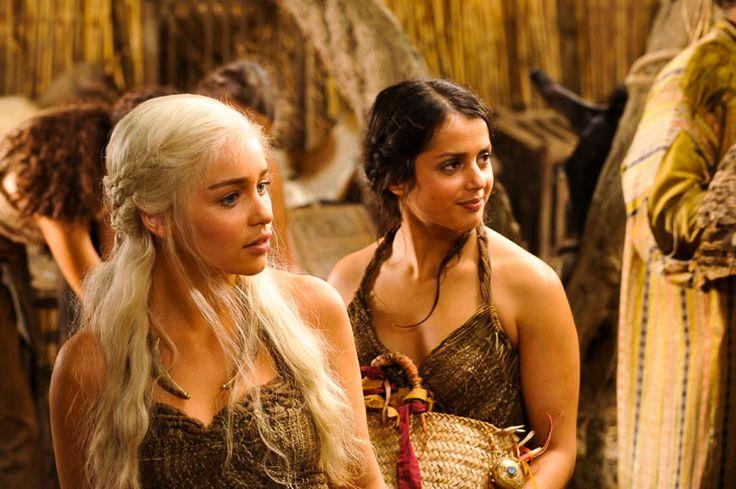 Los 5 personajes femeninos más sexis de la televisión de los últimos años