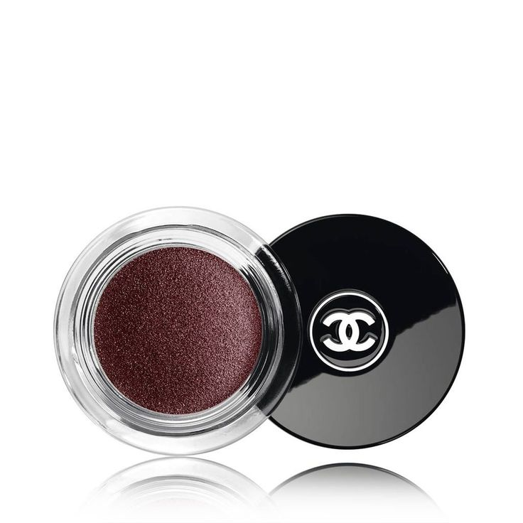 ILLUSION D'OMBRELONG WEAR LUMINOUS EYESHADOW857 ROUGE NOIR 4G