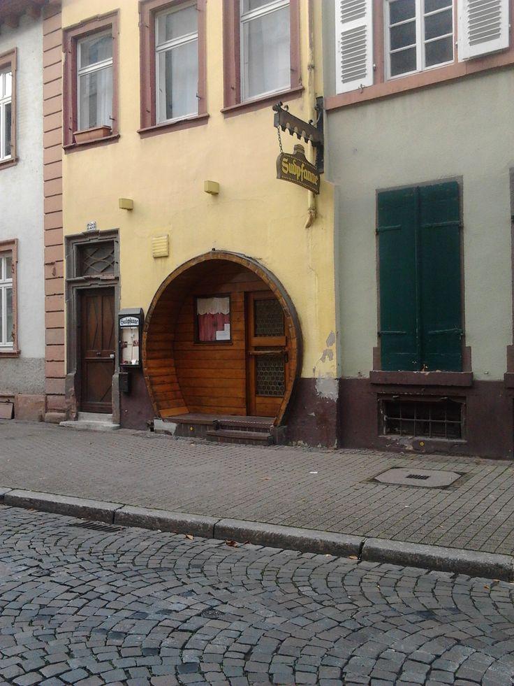 Sudpfanne, Heidelberg
