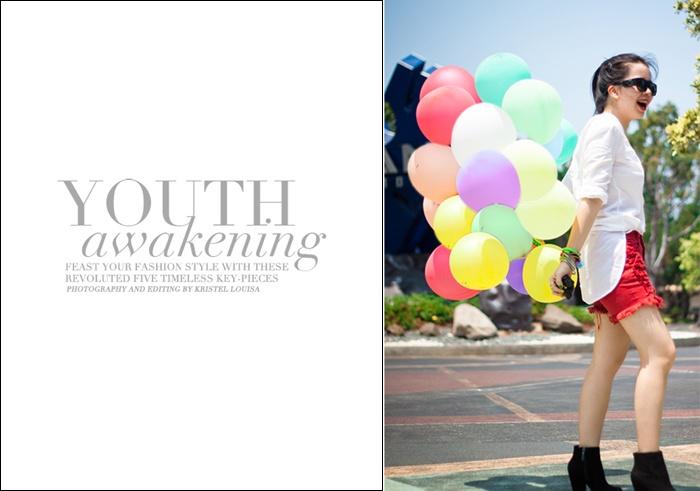 Emily Chloe Lautan for Youth Awakening by Kristel Louisa   www.kristellouisa.com