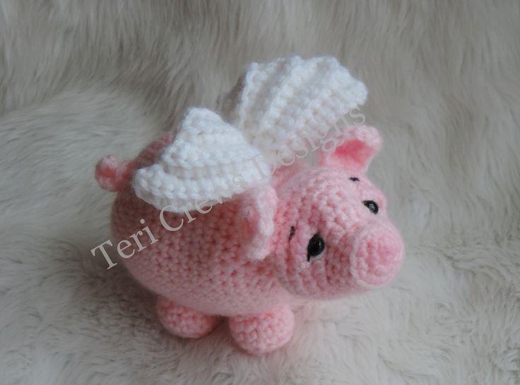 Amigurumi Pig : Best cerditos amigurumi images crochet toys