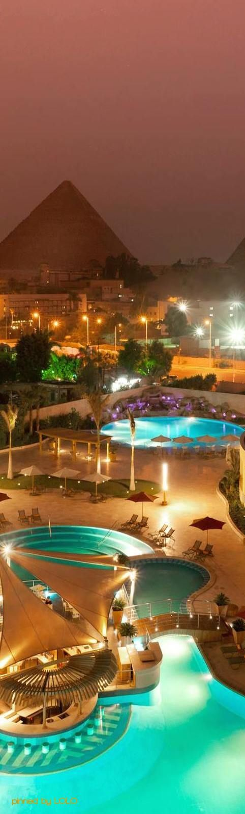 Le Méridien Pyramids Hotel & Spa...Egypt | LOLO