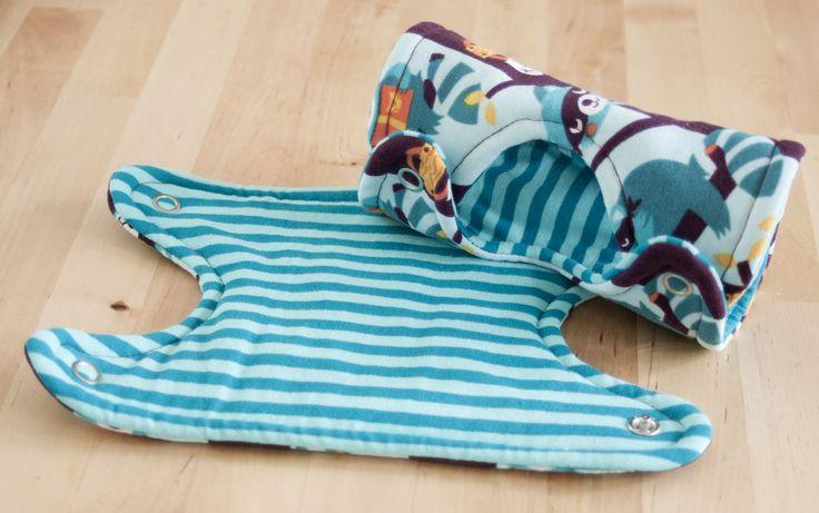 tutorial - free pattern and tutorial for manduca gurt schoner