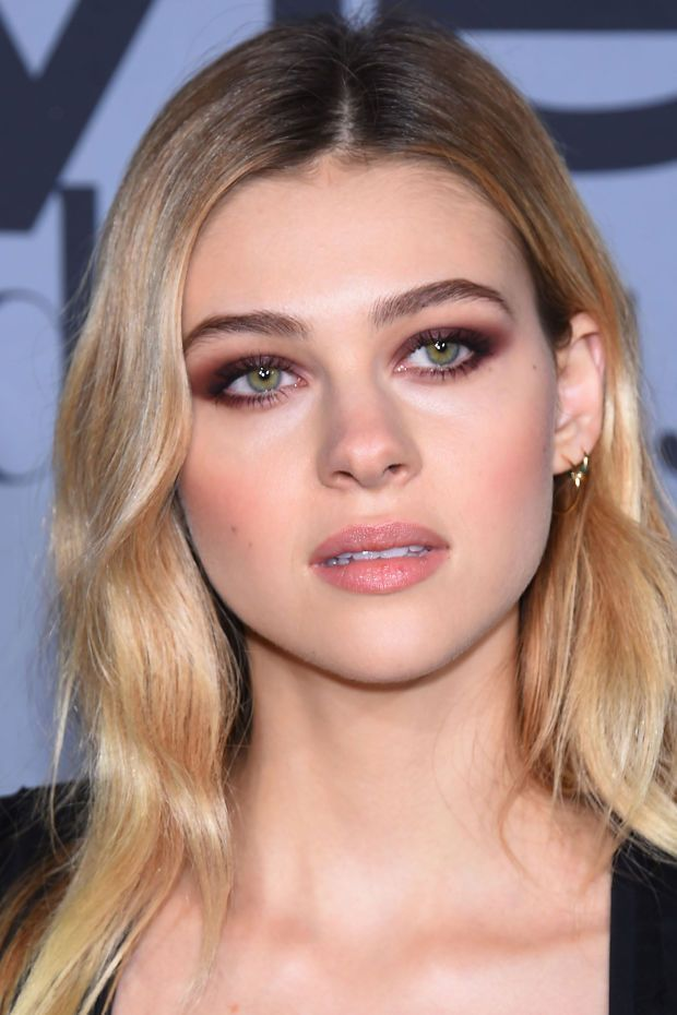 Nicola Peltz at the 2015 InStyle Awards.