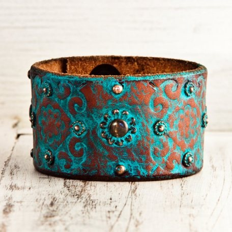 New post! katie jean design blogAccessories Ooak, Awesome, Blog Amylein, Katy Jeans, Leather Cuffs, Jewelry, Jeans Design, Cuffs Leather, Design Blog