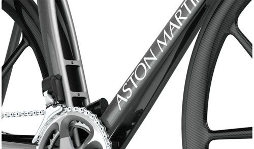 Aston Martin Bike | Design