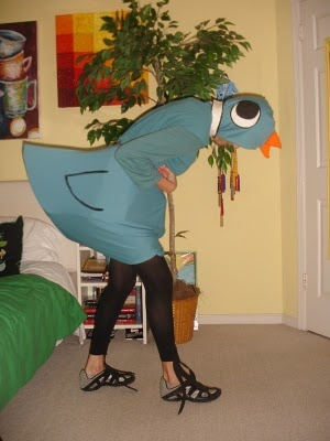 Mo Willems Doodles: Getting dressed for Halloween this year?