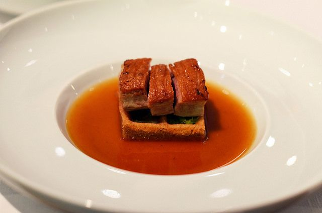 Restaurant Tim Raue - Berlin Peking Duck I