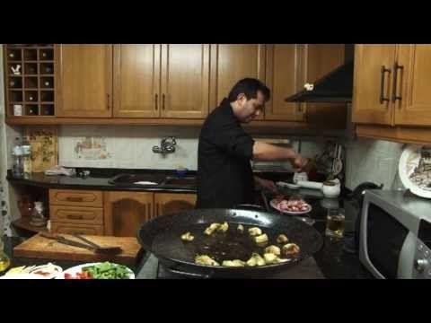 ▶ paella valenciana original - YouTube
