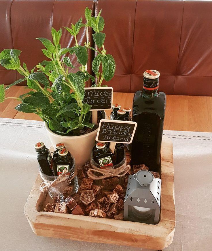 #jägermeister #kräutergarten #geschenk – #60er #…