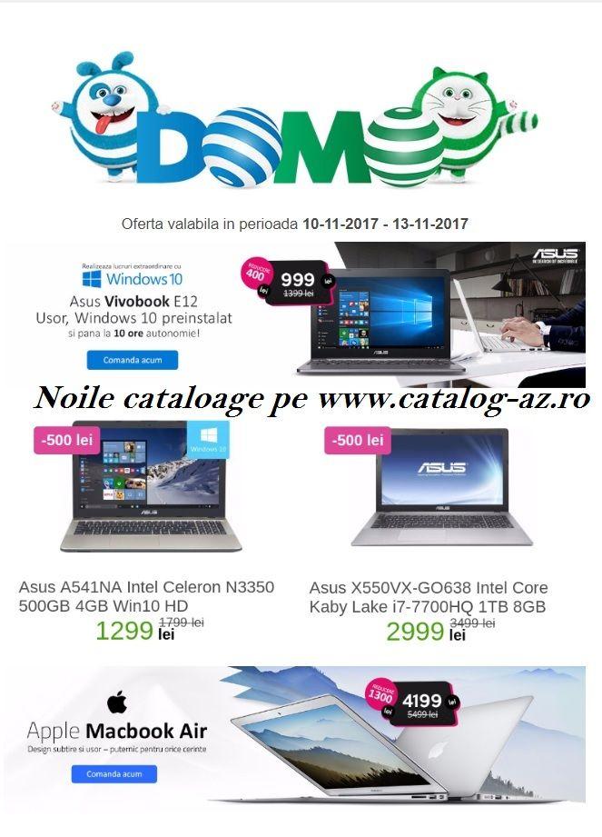 Catalog DOMO Black Friday A Inceput Noiembrie 2017! Oferte si recomandari: Laptop Asus A541NA Intel Celeron N3350 500GB 4GB Win10 HD A541NA-GO180T