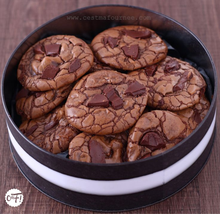 C'est ma fournée !: The outrageous chocolate cookies by Martha Stewart