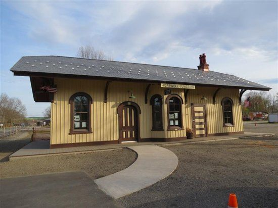 From the Ashes, Hopewell Junction Depot a Model of Community Effort - RTC TrailBlog - Rails-to-Trails Conservancy