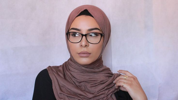 3 Most Worn Hijab Styles With Glasses Demonstration