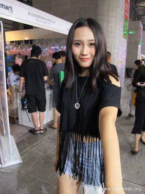 「對了,去上海吧!」Yes,Go Shanghai!「曾喬治的旅遊見聞~」 My Life Bits: 上海2016Chinajoy現場Showgirl精選,大波ChinaJoy美女高清照…