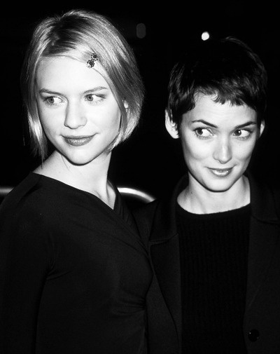 claire danes and winona ryder