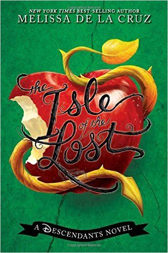 Gigantic Collection Of Gift Ideas For Tween Girls | Isle Of The Lost: A Disney Descendants Novel