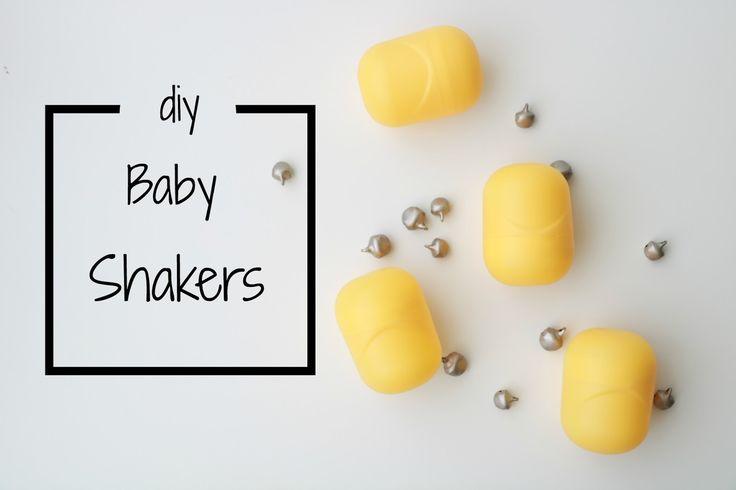 """Baby shakers""; Ναι, baby shakers. Μαράκες για μικρούλικα χεράκια. Μία μέρα γελούσαμε με μία μανούλα η οποία μου έλεγε τον προβληματισμό..."