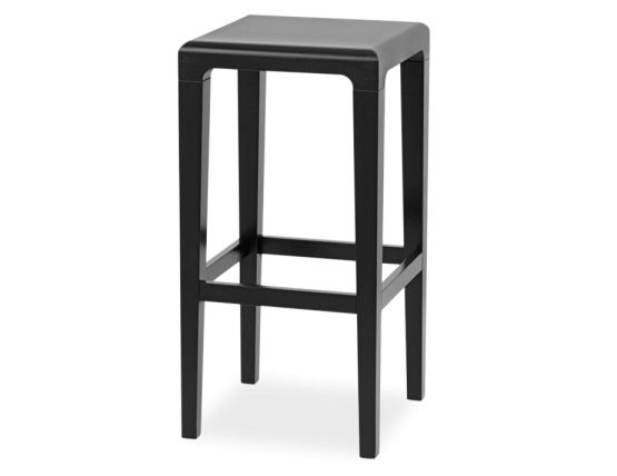 Black Rioja Kitchen Stool