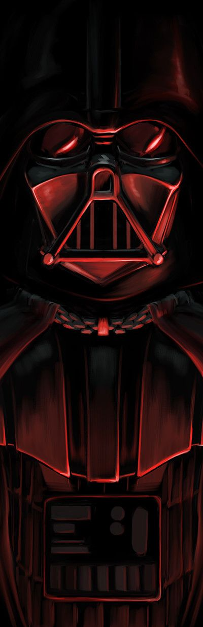 ArtStation - Vader, David Joyce